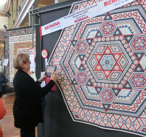 Australasian Quilt Convention (AQC) 2016 | Canberra Quilters Inc. : quilting convention - Adamdwight.com