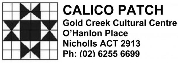 Calico Patch logo