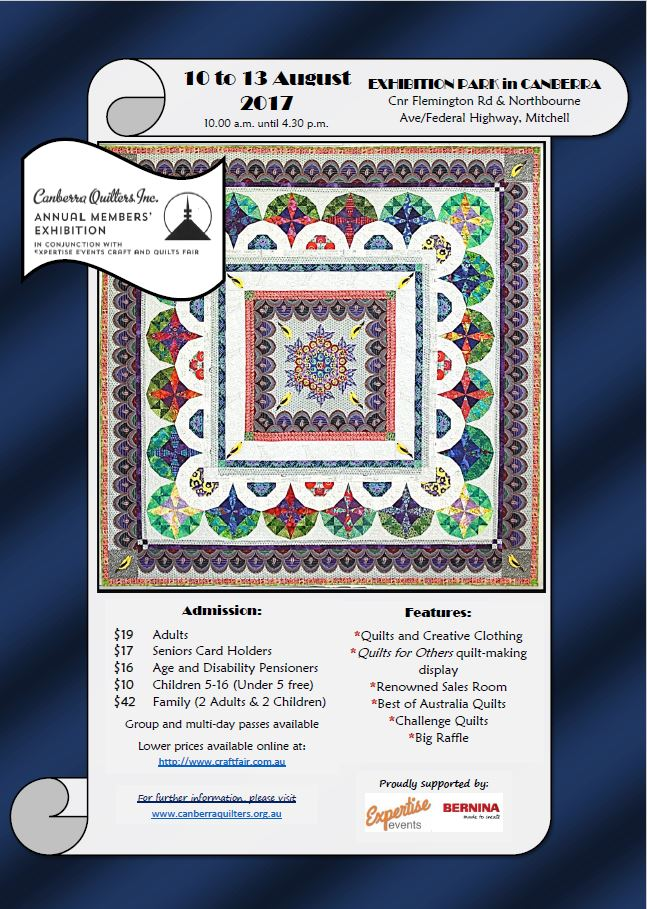 Canberra Quilters Inc
